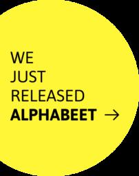 alphabeet